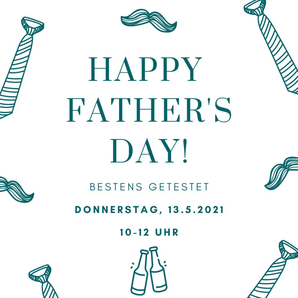 Bestens getestet - Vatertag - Kur-Apotheke Kirchzarten